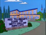Miss Tillingham's School for Snotty Girls and Mama's Boys