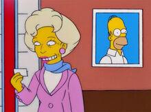 Betty white papelzinho homer