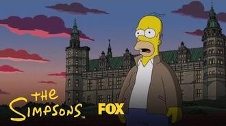 Homer Reminisces On Great American Food Season 29 Ep. 20 THE SIMPSONS