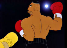 Homer vs tatum 08x03 soco final