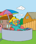 King-Size Homer (Promo Picture)