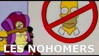 Parlons Simpson 21 Les Nohomers