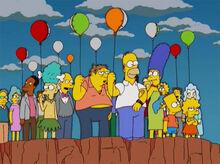 Simpsons apocalipse montanha