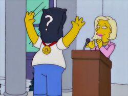 Homer reveals MrX