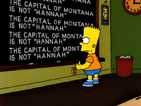 The capital of Montana is not Hannah