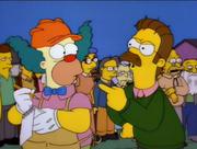 Flanders obraża Krusty'ego