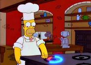 Kuchnia pana Burns