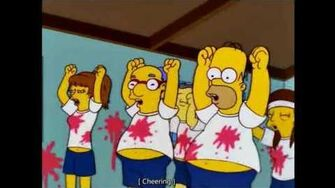 THE SIMPSONS 10X09 Mayored to the Mob 2
