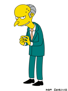 222px-Mr Burns