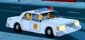 Carro de Policia 2