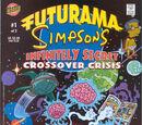 Futurama/Simpsons Infinitely Secret Crossover Crisis
