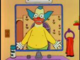 Krusty Gets Kancelled/References