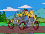 Bart lisa resgate caipira