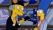 Marge a trouvé un boulot