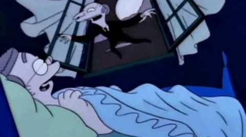 "Smithers ""Dream"" about Mr. Burns.."