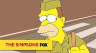 "THE SIMPSONS They Feel Weird from ""Let's Go Fly A Coot"" ANIMATION on FOX"