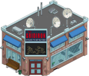 The gridiron Tapped Out