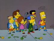 Bart group Shelbyville
