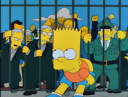 Bart vs. Australia 2