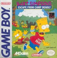 Game EscapeCampDeadly
