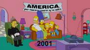 Simpsons 2001
