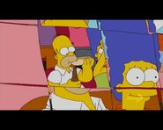 The Spy Who Learned Me Couch Gag - 4