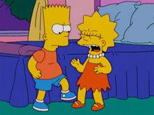Bart pisão pé lisa1