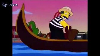 I Simpson Michael Dees - Arrivederci, Roma (Sub Ita)