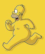 SimpsonsNudeHomer