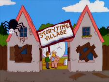 Storytime village