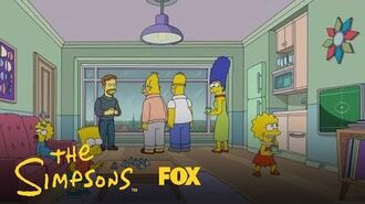 The Family Takes A Tour Of An Apartment Season 29 Ep. 20 THE SIMPSONS