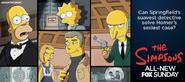 Homer Is Where the Art Isn't promo