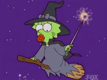 Maggie bruxinha mágica