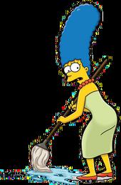 Marge jako gospodyni