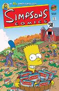 Simpsons Comics 50