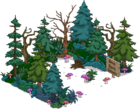 TSTO Deep Dark Woods