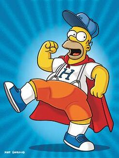 Homer il ballerino