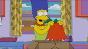 Marge in Pulpit Friction