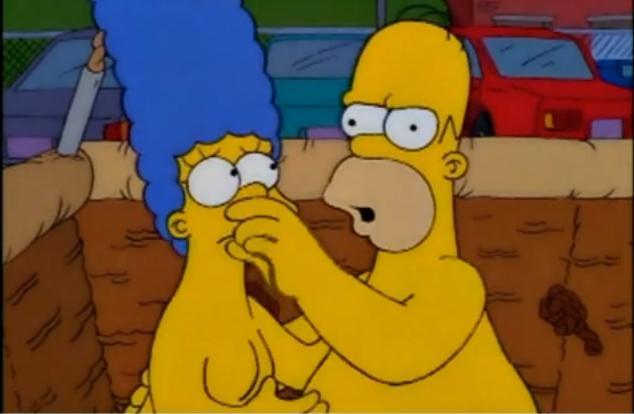 Simpson bum sex