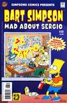Bart Simpson-Mad About Sergio