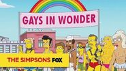 "THE SIMPSONS Loosing Control from ""Much Apu About Something"" ANIMATION on FOX"