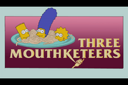 The Three Mouthketeers