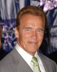The real Arnold Schwarzenegger