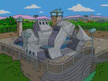 Burns Prison