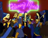 Flaming Moe's 2