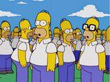 Homer's clones