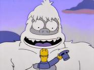 Snowsimpsonshomer