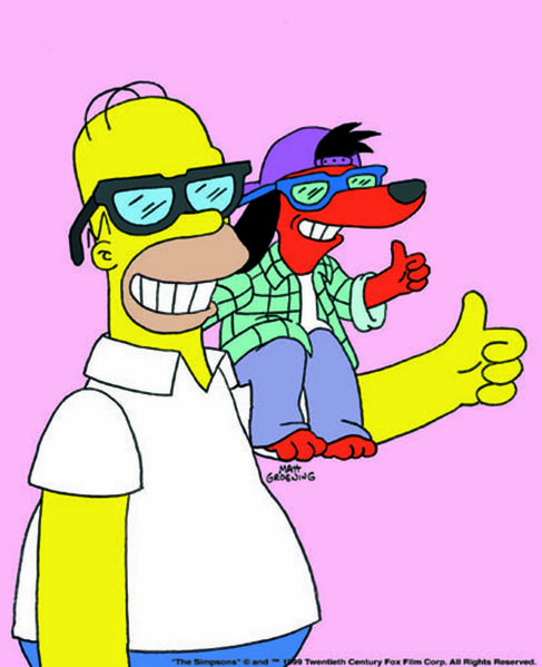 The Itchy & Scratchy & Poochie Show   Simpsons Wiki   FANDOM powered