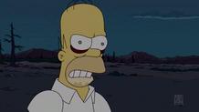 Homer zombi