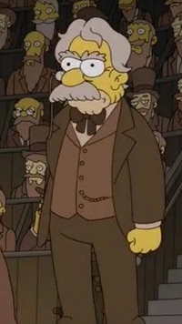 Old Tut Simpson